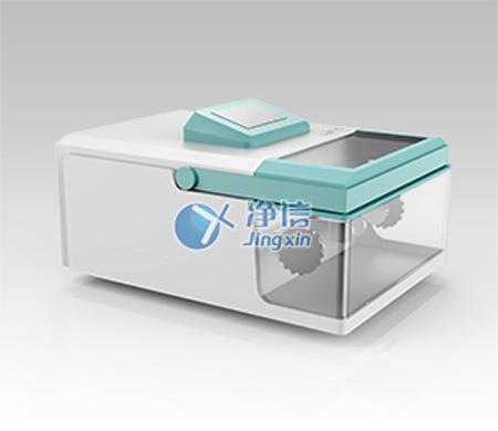 高通量组织研磨器在浙江大学进行定量水稻叶片研磨实验